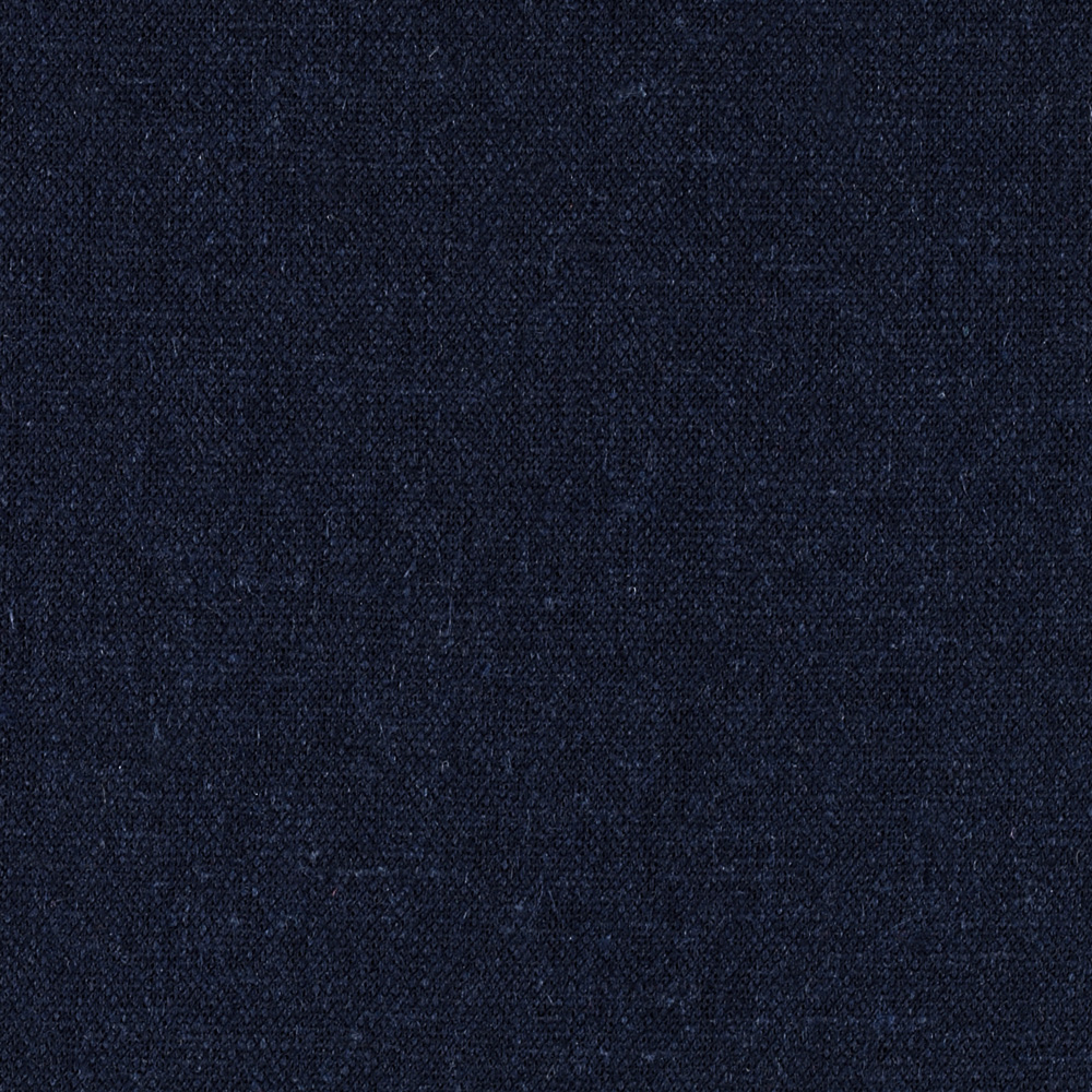 Kaufman Brussels Washer Linen Blend Midnight Fabric
