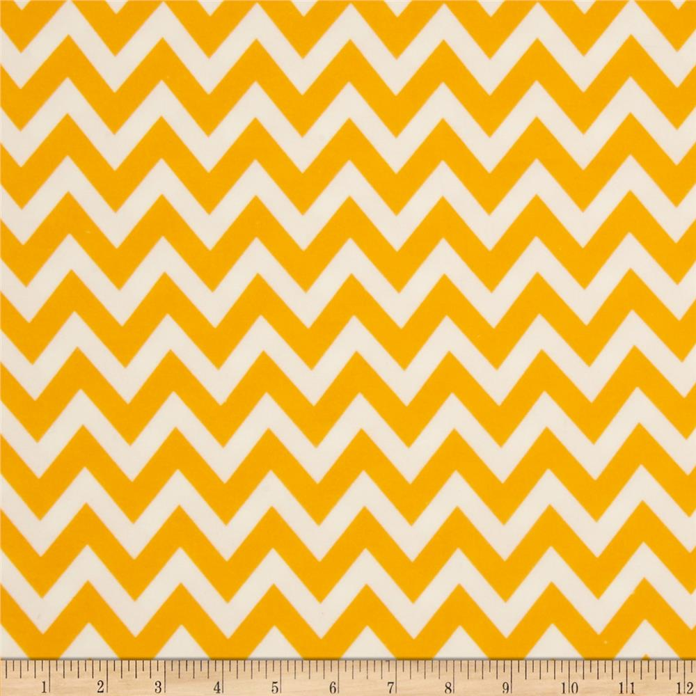 Remix Flannel Chevron Sunshine