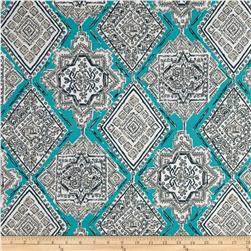 Premier Prints  Milan Indoor/Outdoor Ocean