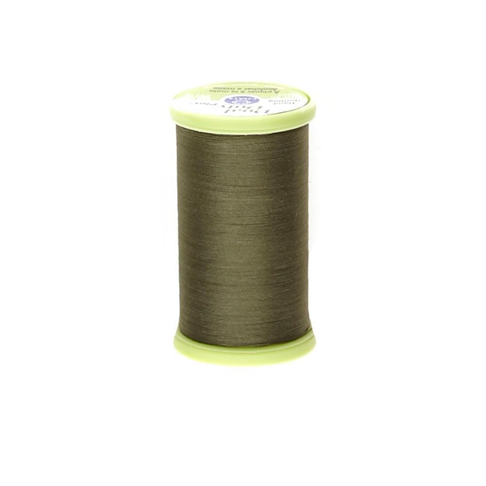 Coats & Clark Dual Duty Plus Hand Quilting Thread 325 Yds.Bronze Green