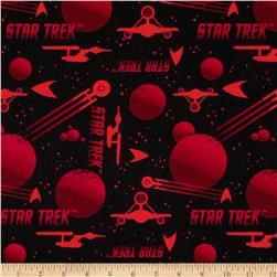 Star Trek Silhouettes Red