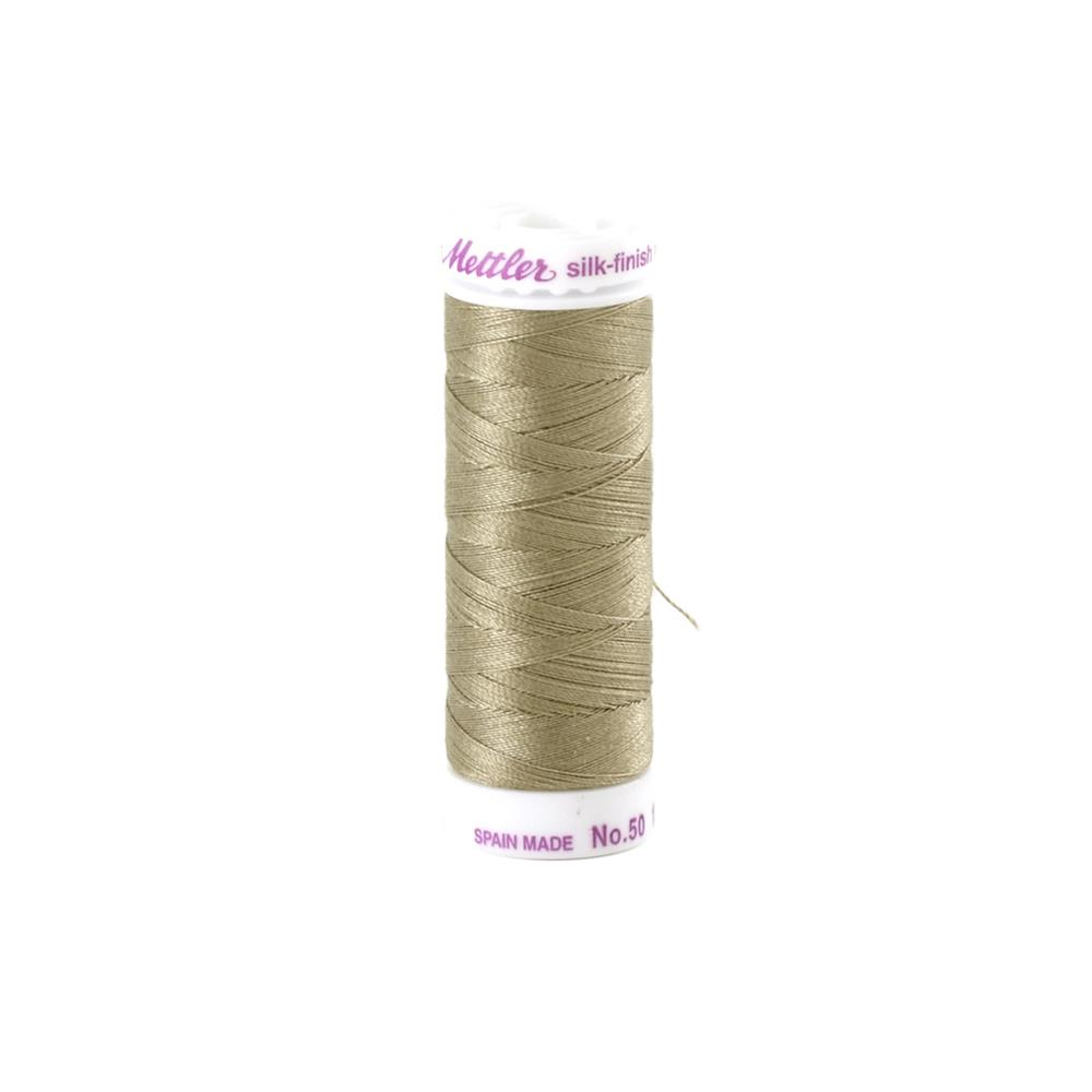 Mettler Cotton All Purpose Thread Dried Seagrass