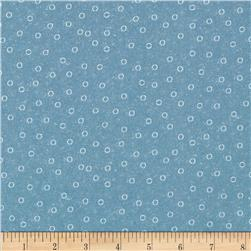 Interplay Mini Circles Blue