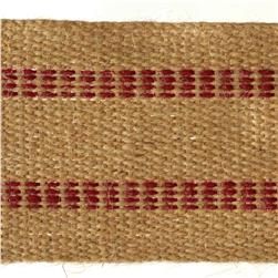 3-3/4'' Natural Jute Webbing - By the Yard