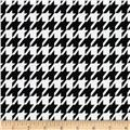 Remix Houndstooth Black