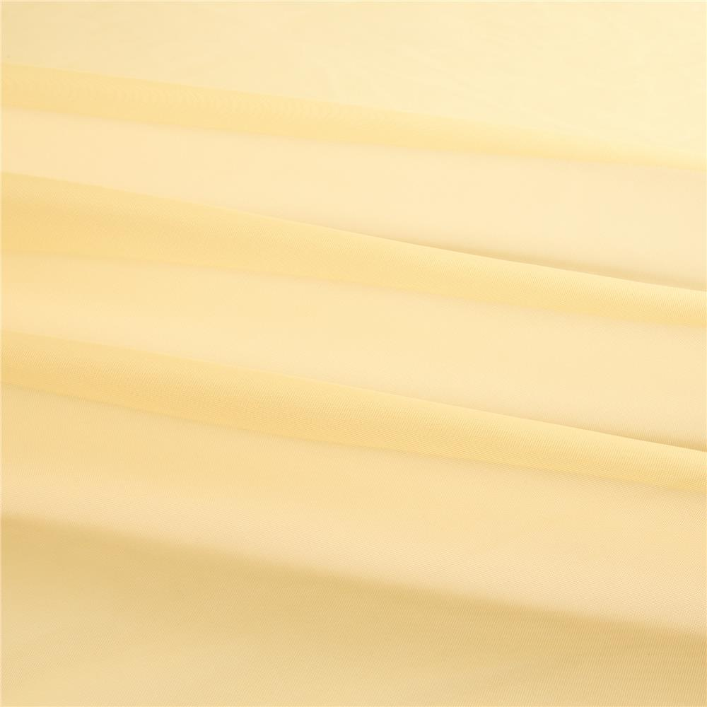 "120"" Sheer Voile Gold"