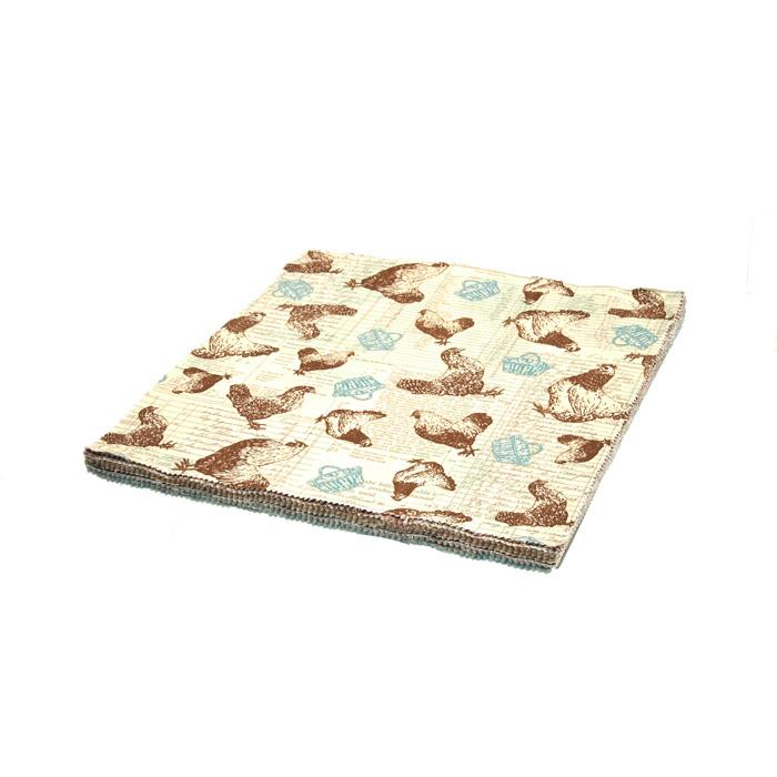 """Moda Once Upon A Chicken 10"""" Layer Cake Multi"""