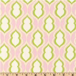 Nicey Jane Pocketbook Pink Fabric