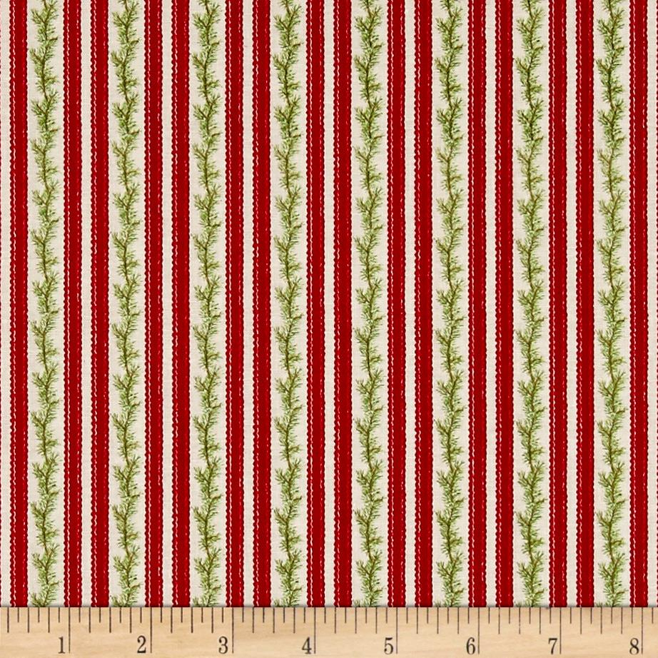 Anne of Green Gables Stripe Red