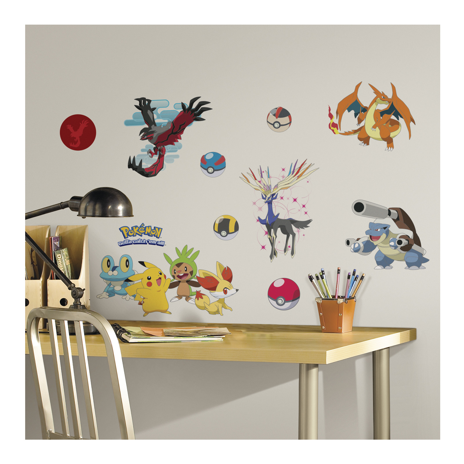 Pokemon Wall Decals by Stardom Specialty in USA