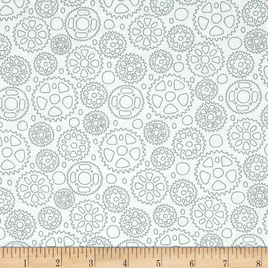 Cycles of Life Gear Sprockets Gray