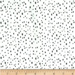 Riley Blake Knock on Wood Dot Light Gray