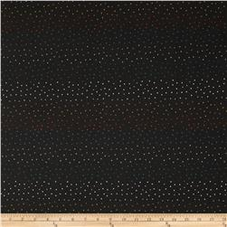 Debbie Mumm Cute Critters Multi Dot Dark Gray