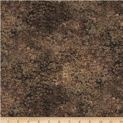 "Artisan Spirit Shimmer 108"" Wide Quilt Backing Brown"