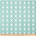 Dwell Studio Sunbrella Palm Canyon Turquoise