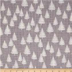 Moda Winterberry Winter Forest Stone