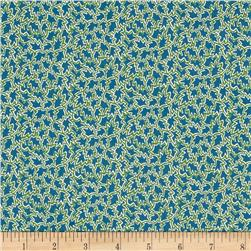 Liberty of London Tana Lawn Tree Tops Green/Teal