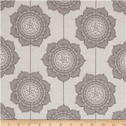 Riley Blake The Cottage Garden Wallpaper Grey