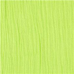 Cotton Gauze Lime
