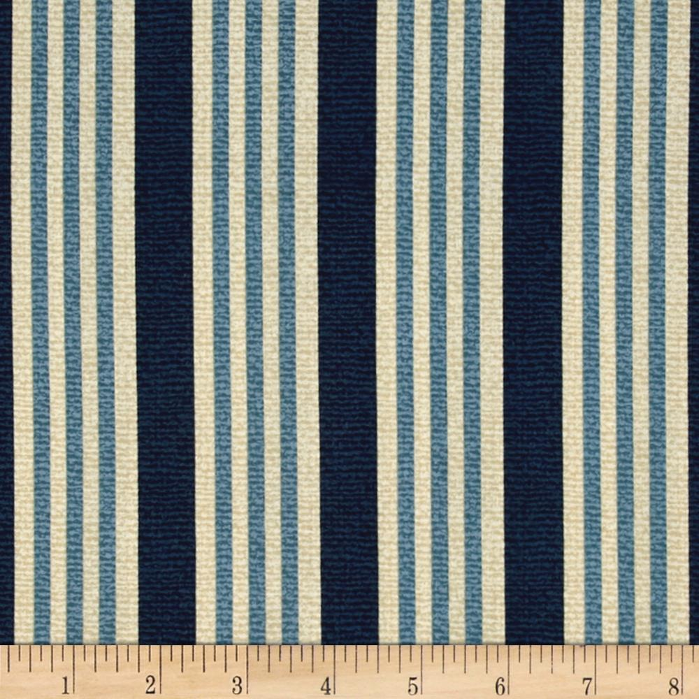 Michael Miller Suzette Everyday Stripe Denim