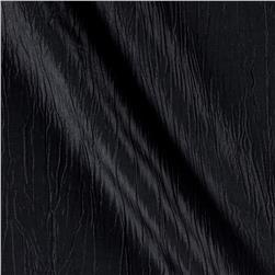 Creased Taffeta Black