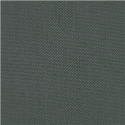 Premier Prints Indoor/Outdoor Dyed Solid Dark Grey Fabric