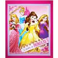 Disney Princess I am a Princess Panel Pink