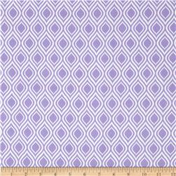 Metro Living Flame Stripe Violet