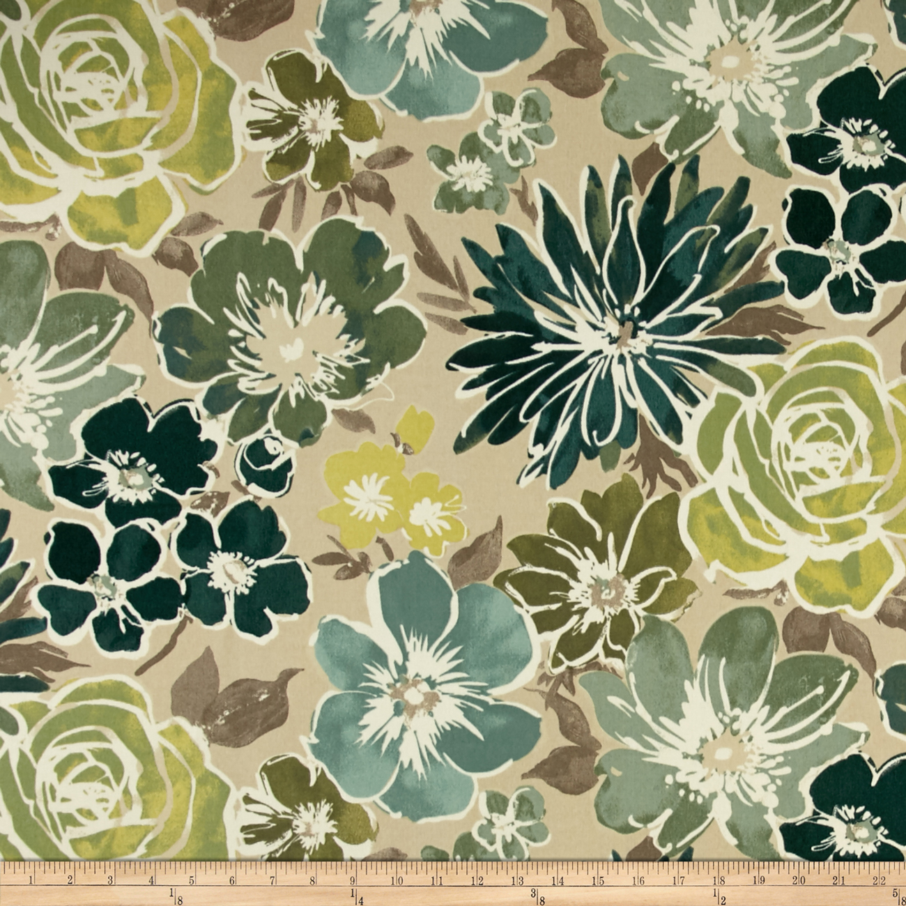 Image of Bryant Indoor/Outdoor Blosssom Quartz Fabric