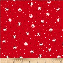 Purely Christmas Stars Red