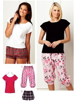 Kwik Sew Misses Bloomers & Top Pattern