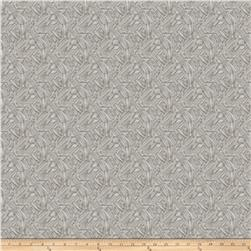 Fabricut Fragment Jacquard Oyster