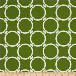 Premier Prints Indoor/Outdoor Linked Bay Green