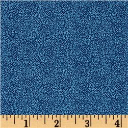 Windham Little Tinies Mini Dot  Blue