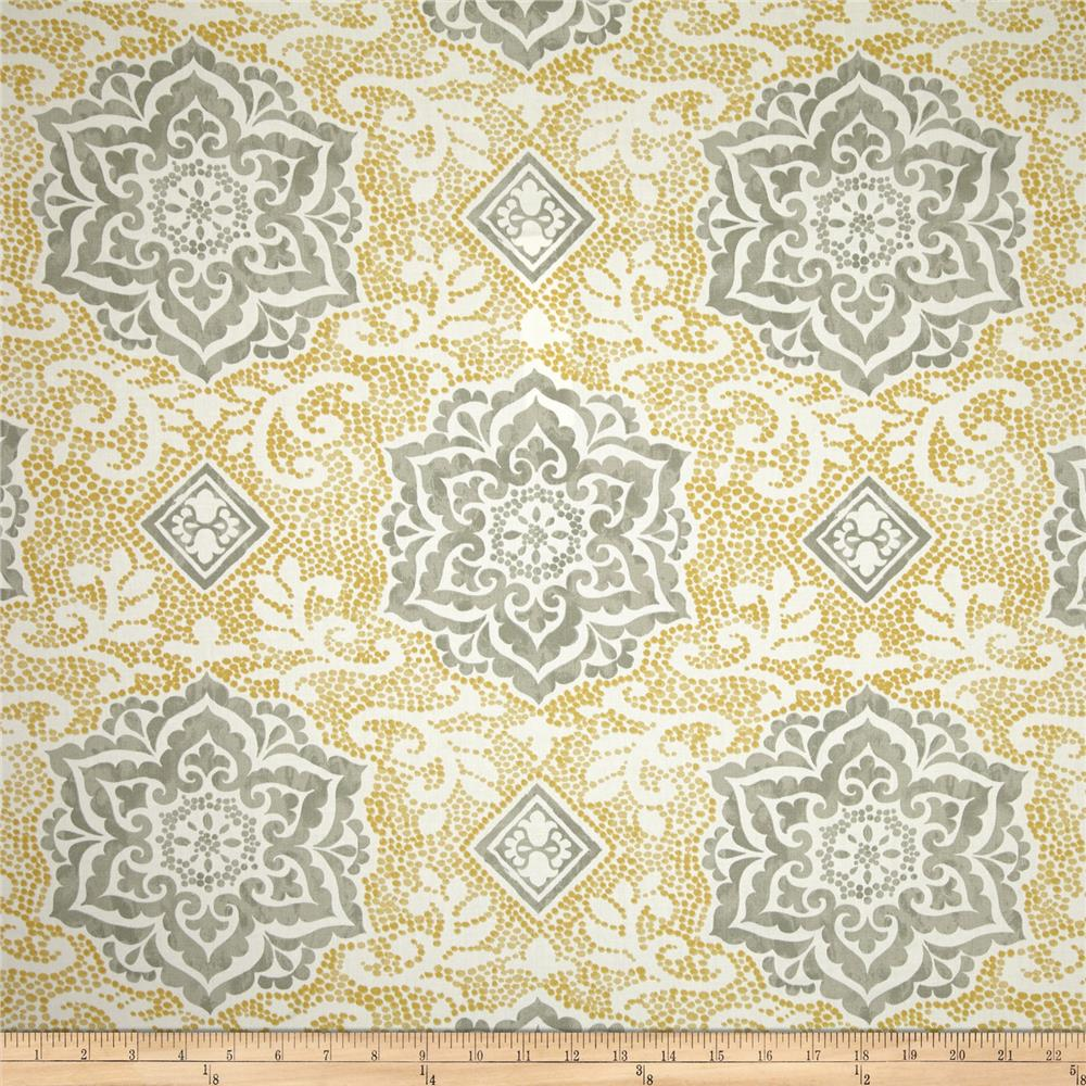 Waverly Spring Spotlight Twill Sterling - Discount Designer Fabric ...