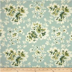 Duralee Cheryl Blend Sea Green Fabric