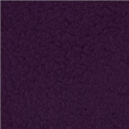Wintry Fleece Dark Grape