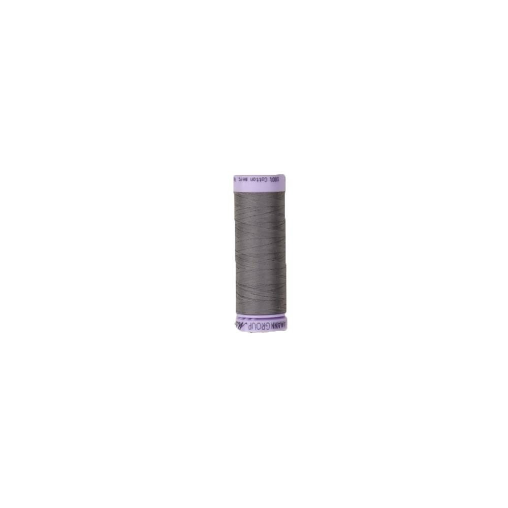 Mettler Cotton All Purpose Thread Sterling