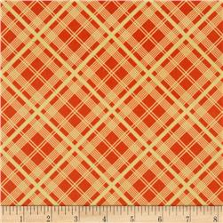 Chicopee Corduroy Simple Plaid