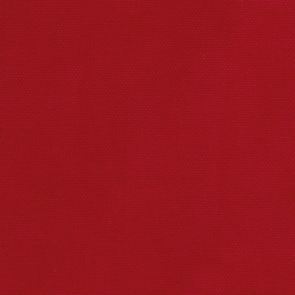 12 oz. Canvas Red Fabric