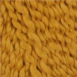 Lion Brand Nature's Choice Organic Cotton Yarn (158) Mustard