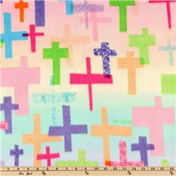 Arctic Fleece Crosses Multi