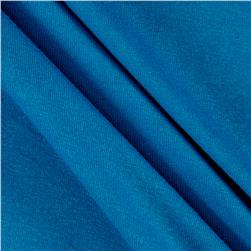 Rayon Spandex Jersey Knit Solid Turquoise