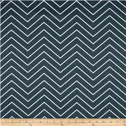 Premier Prints Chevron Twill Gunmetal