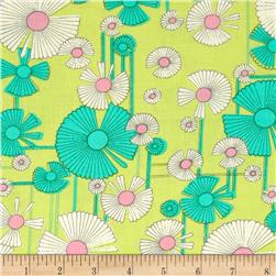 Amy Butler Glow Wind Flower Zest Fabric