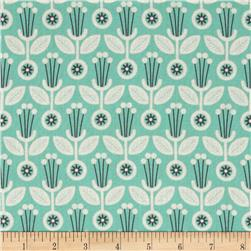 Grey Abbey Organic Deco Floral Spearmint