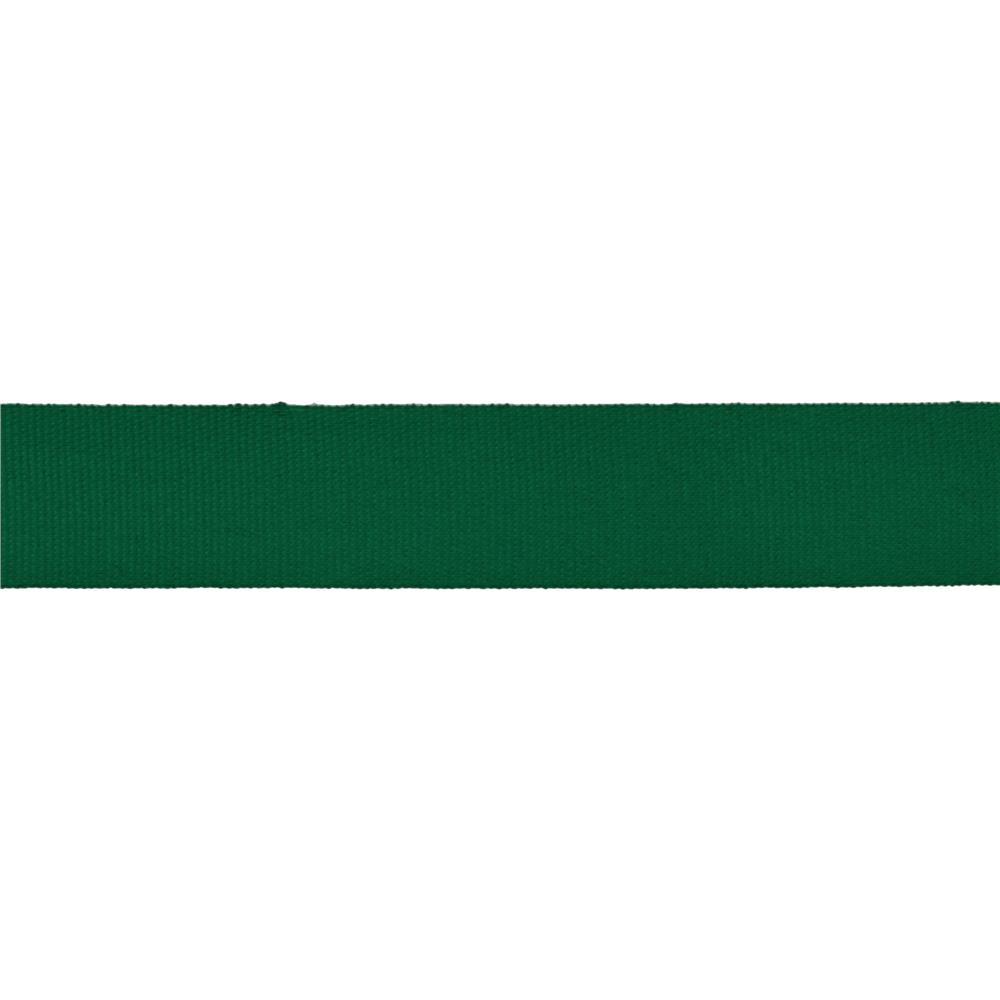 "5/8"" Faux Canvas Ribbon Green"
