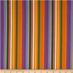 Colors Of The Wind Stripe Orange