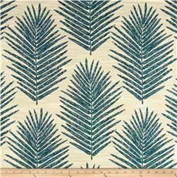 Palm Beach Seaspray Jacquard Teal