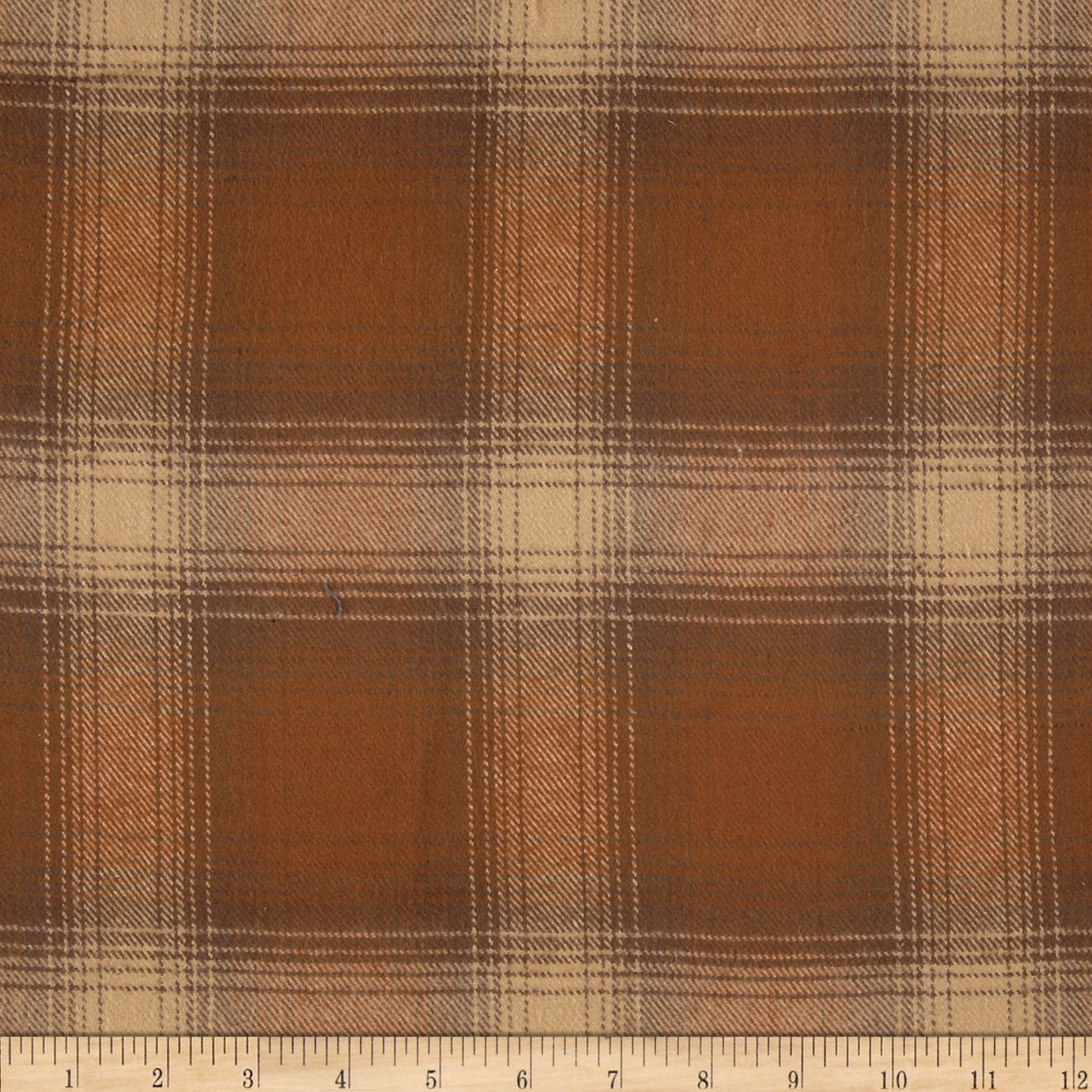 Brown flannel for Flannel fabric